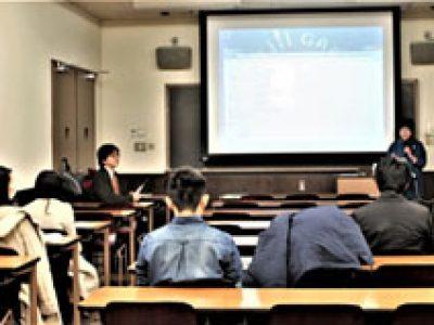 (日本語) 【学内向け】春休み学習支援アシスタント募集の説明会を開催しました