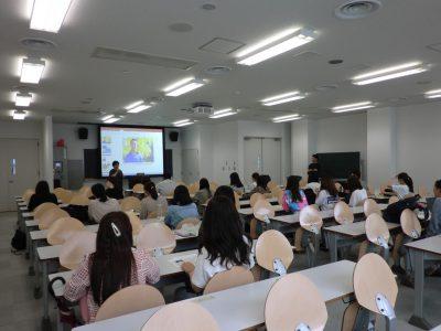 夏休み集中学習支援教室アシスタント募集の説明会を開催しました!